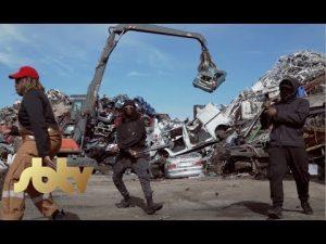 Nu Brand Flexxx (Peigh, Boya, Saskilla)   SIRI (Prod. By Darq E Freaker) [Music Video]: SBTV