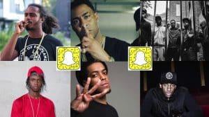 This Week On Snapchat Chip/67/Black The Ripper/C Biz/Bugzy Malone/Krept #TWOSC