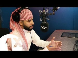 Adam Saleh's 'Dad' Meets Charlie Sloth!