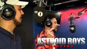 Astroid Boys – Fire In The Booth PT2