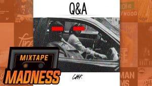 CHK – Q&A | @MixtapeMadness