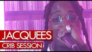 Jacquees freestyle – Westwood Crib Session