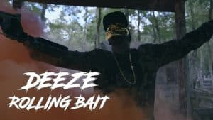 JDZmedia – Deeze – Rolling Bait [Music Video]