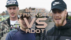Ozone Media: Tricksta & Blitz VS Rdot (2on1 Handicap) [WARZONE]