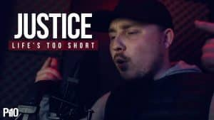 P110 – Justice – Lifes Too Short [Net Video]