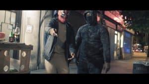 V9 x Stone x Black Tony – Samurai step #ManorhouseXhomerton (Music Video)