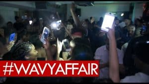 #WavyAffair hottest party in London!