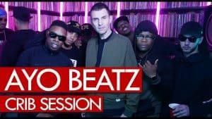 Ayo Beatz, Asher D freestyle – Westwood Crib Session