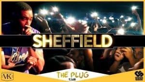 Big Tobz, K Koke, Not3s Live in Sheffield for The Plug Album UK Tour