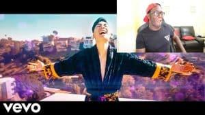 Deji Reacts To RiceGum – Frick Da Police (Official Music Video)
