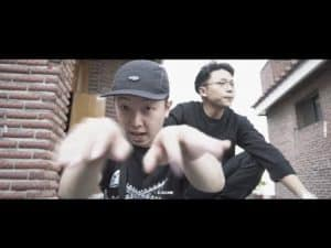 Korean Grime : Damndef x Boss Mischief  – Black & Goonie [Music Video] Grime Report Tv