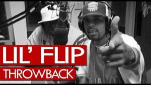 Lil' Flip freestyle never seen before! Throwback 2004