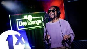 Miguel – On My Mind (Jorja Smith cover) 1xtra Live Lounge