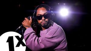 Miguel – Sky Walker in the 1Xtra Live Lounge