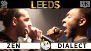 Rap Battle: Dialect vs Zen – The Plug Tour Leeds