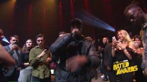 RATED AWARDS 2017 – MICHAEL DAPAAH PERFORMANCE