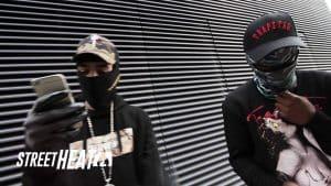 Sav 12 x J Trap – Street Heat Freestyle | Link Up TV