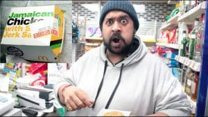 Tasting McDonalds Jamaican Chicken With Spicy Jerk Sauce [Science 4 Da Mandem] Grime Report Tv