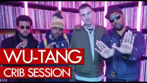 Wu Tang freestyle – Westwood Crib Session
