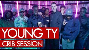 Young Ty freestyle – Westwood Crib Session