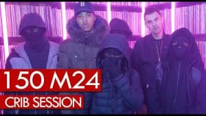 #150 M24 freestyle – Westwood Crib Session