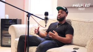 Donaeo on making music with Giggs || HalfcastPodcast