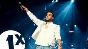 French Montana – Unforgettable (1Xtra Live 2017)