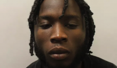 Scribz (67) jailed for possession of a knife