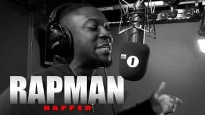 Rapman – Fire In The Booth (part 1)