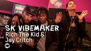 Rich The Kid & Jay Critch talks new album, skateboarding and more with SK Vibemaker