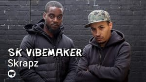 """Skrapz talks new album """"Different Cloth"""", working with Nines and more with SK Vibemaker."""