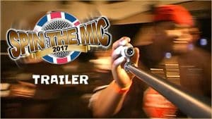 Spin The Mic UK 2017 – Rap Battle Event With a Twist – Mon 4th Dec