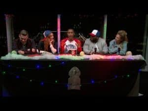 The Binge Club LIVE chatting about Stranger Things 2