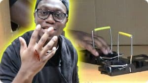 What's In The BOX Challenge!! **PAINFUL**
