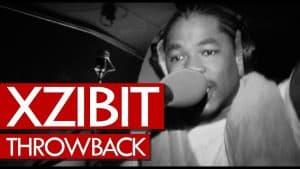 Xzibit freestyle live Anger Management tour 2003 – Throwback