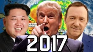 10 World Changing Events That Happened In 2017