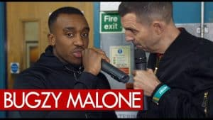 Bugzy Malone on smashin down big stages, doing a Crib Session?