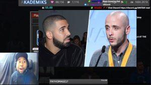 DJ Akademiks Says Drake Checked 40 For Telling Him OVO Business secrets