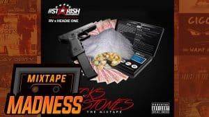 Headie One – Off The Rip Freestyle [Sticks & Stones] | @MixtapeMadness