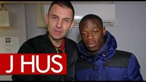 J Hus on mad success, Common Sense's diversity and UK beef