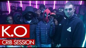 KO #Homerton freestyle – Westwood Crib Session