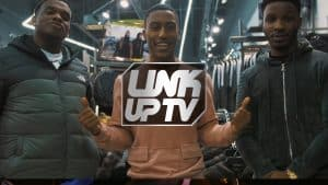Lotto Boyzz talk fashion, tour, the come up with Yung Filly | Footasylum x Link Up TV