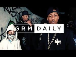 MillsOTizzy- All The Time [Music Video] | GRM Daily
