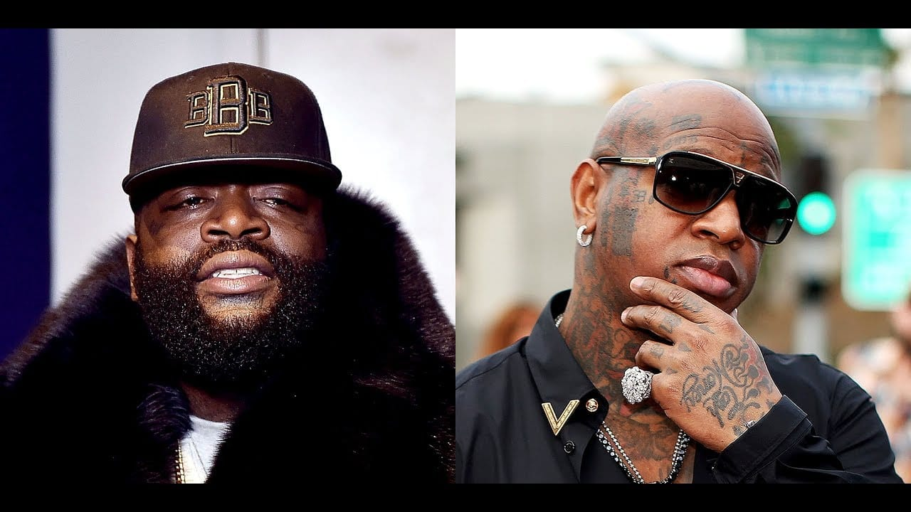 Rick Ross Clowns Birdman for his money issues and him possibly losing one of his mansions.