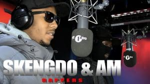 Skengdo & AM – Fire In The Booth