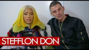 Stefflon Don on big things in America, repping the girls dem, whining with Westwood