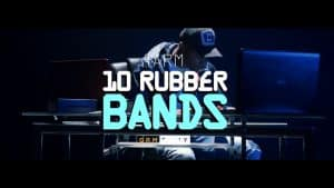 Tarm – 10 Rubber Bands [Music Video] | GRM Daily
