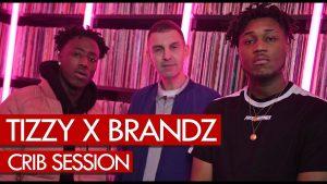 Tizzy x Brandz freestyle – Westwood Crib Session