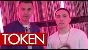 Token on Hopsin, Little Boy, touring and labels