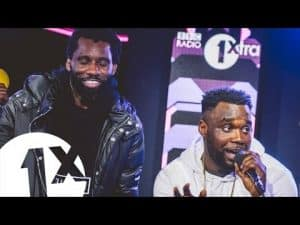 Wretch 32 – Tell Me @ 1Xtra's Xmas Party